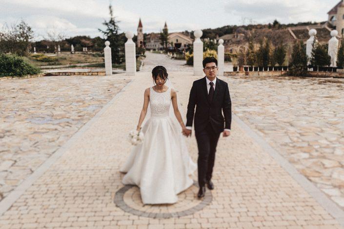 fotografia de boda china en madrid