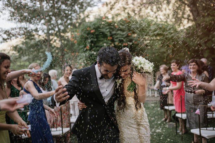 fotografia de boda salida arroz