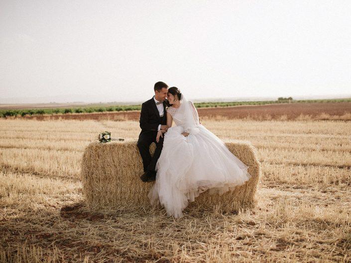 fotografia de boda novios en toledo