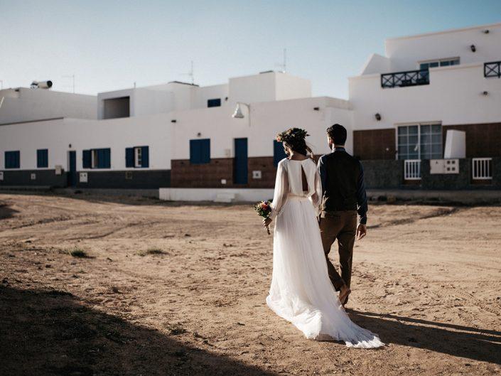fotografia de novios dia de boda por photoletum studio