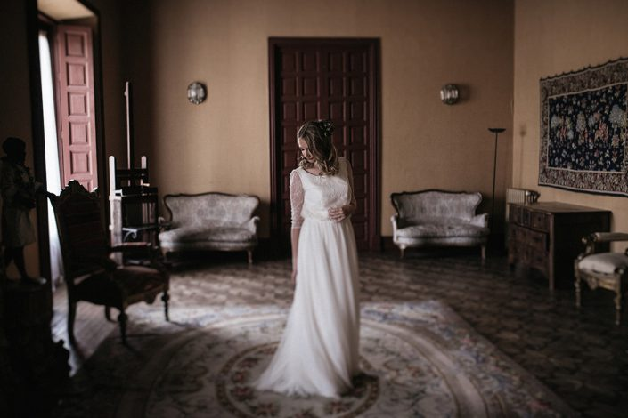 fotografia de novia boda en toledo por photoletum studio