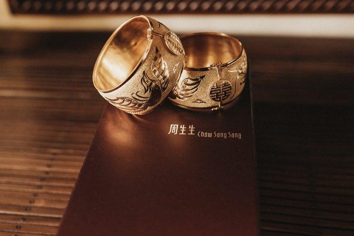 fotografia detalle pulsera de boda china en madrid por photoletum studio