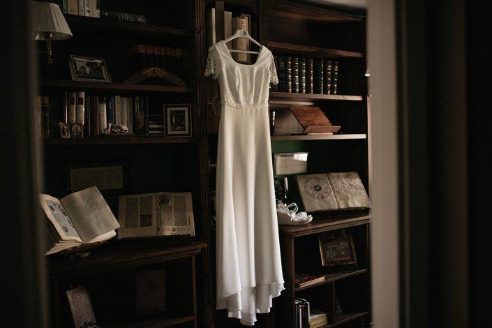 fotografia de boda vestido de novia photoletum studio