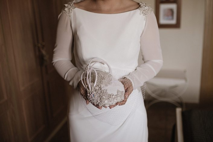 fotografia novia de boda por photoletum studio