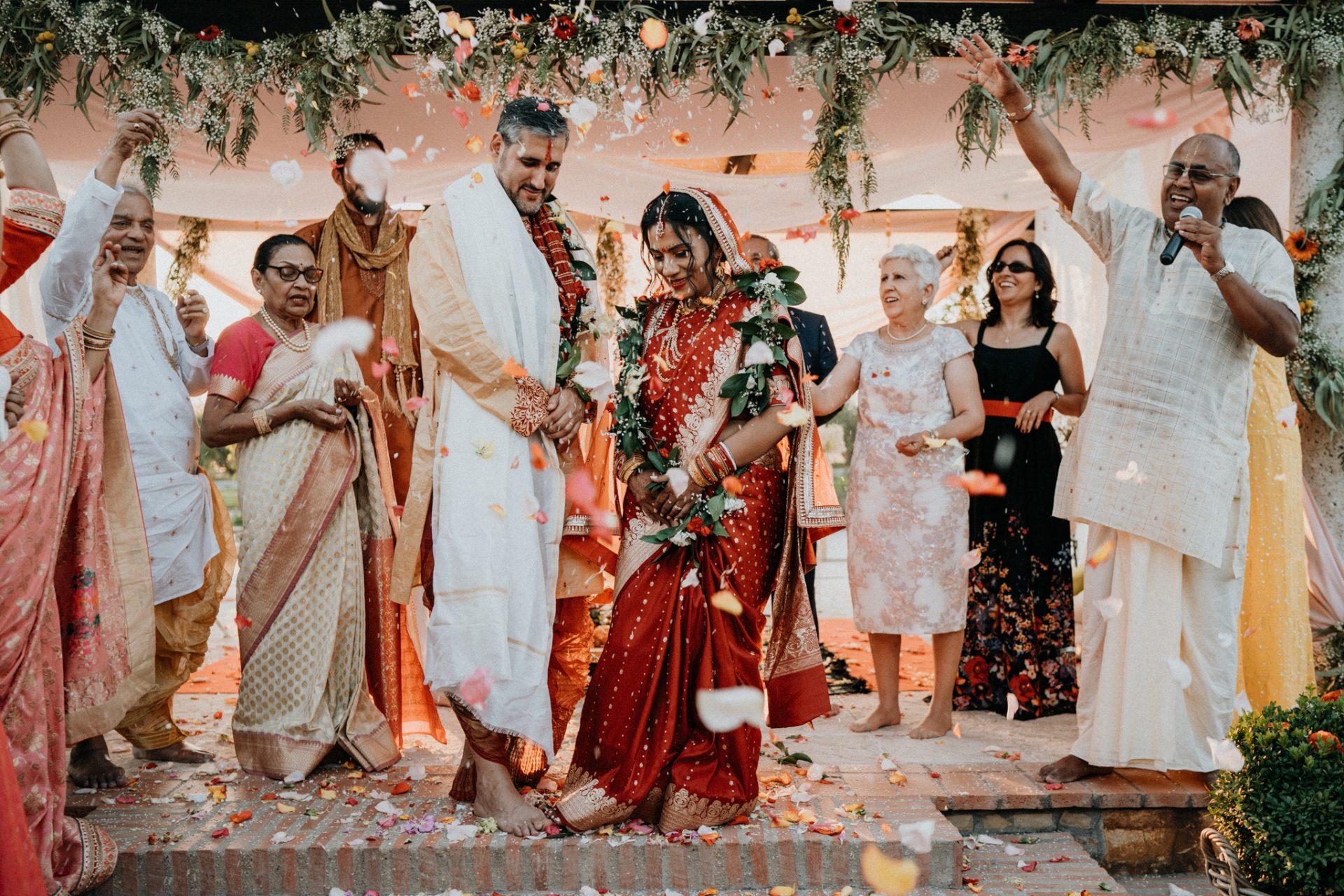 Boda Hindu Fotos y videos de boda en Toledo Photoletum Studio