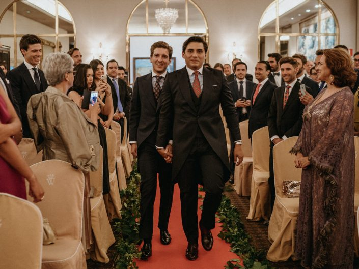 Fotos y videos de boda en Toledo Photoletum Studio Boda Gay