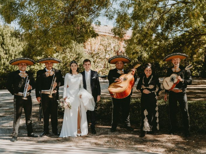 Fotos y videos de boda en Toledo Photoletum Studio Boda mexicana