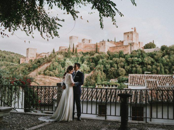Fotos y videos de boda en Toledo Photoletum Studio Postboda Granada