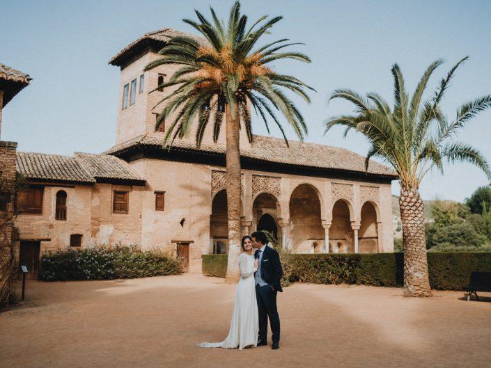 Fotos y videos de boda en Toledo Photoletum Studio Postboda en Granada